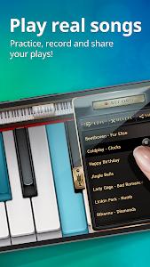 screenshot of Piano Free - Keyboard with Magic Tiles Music Games version 1.42