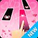 Download Magic Piano Pink Tiles - Music Game 2019 1.1.11 APK