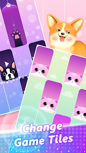 screenshot of Magic Piano Pink Tiles - Music Game 2019 version 1.1.7