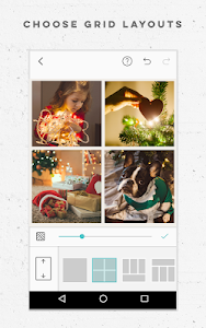 screenshot of PicCollage - #1 Photo Collage Editor & Card Maker version 6.36.5