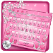 Download Pink Diamond Princess Keyboard Theme 10001003 APK