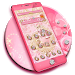 Download Pink Gold Diamond Live Theme 1.1.11 APK