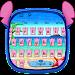 Download Pink Monster Keyboard Theme 10001004 APK