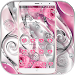 Pink Rose Love Diamond Theme