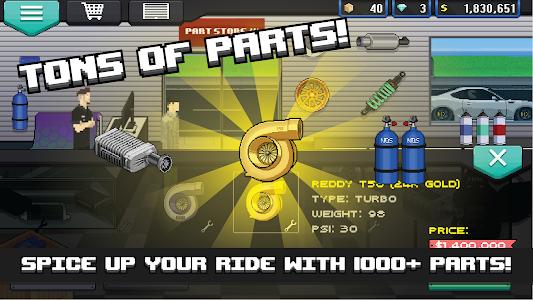 Download Pixel Car Racer 1.1.18 APK