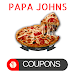 Download Pizza Discounts and Coupons for Papa Johns 1.0 APK