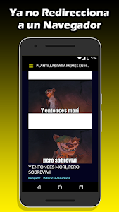 screenshot of Plantillas Para Momos en HD version 10.5.2