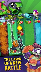 screenshot of Plants vs. Zombies™ Heroes version 1.18.13