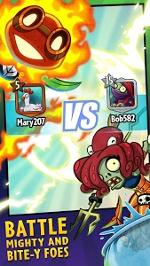 screenshot of Plants vs. Zombies™ Heroes version 1.16.10