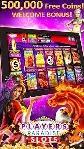 screenshot of Players Paradise Casino Slots - Fun Free Slots! version 4.91