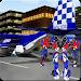 Download Police Robot Transport Plane 1.3 APK