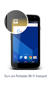 Download Portable Wi-Fi hotspot 1.5.2.4-24 APK