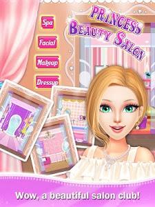 screenshot of Princess Beauty Salon version 1.1.6