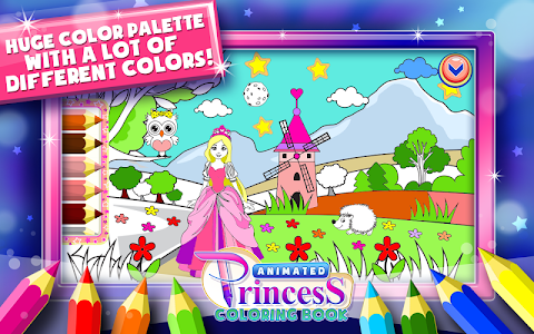 Download Princess Coloring Book Games 2.1 APK