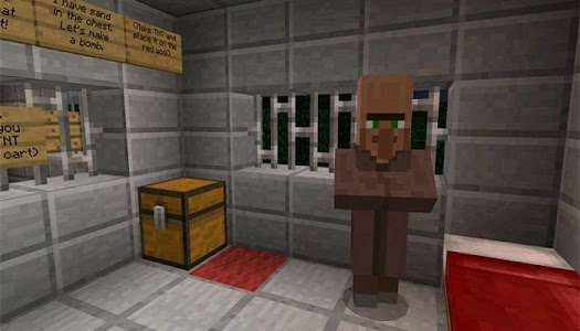 Download Prison Escape Minecraft Pe Map 1.5 APK