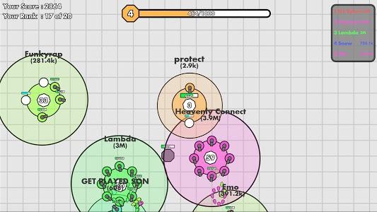 screenshot of Protect version 1.2