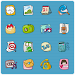 Download QQLauncher:Cute Cute Theme 1.2 APK