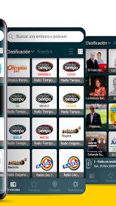 screenshot of Radio Colombia: Internet Radio App + FM Radio version 2.2.32