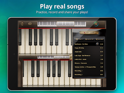 Download Piano Free - Keyboard with Magic Tiles Music Games 1.38 APK