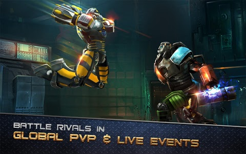 Download Real Steel World Robot Boxing 35.35.010 APK