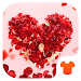 Download Red Heart 2018 - Love Wallpaper Theme 1.0.1 APK