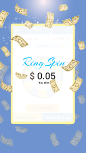 Download RingSpin - Play & Earn Money 1.4 APK