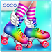 Roller Skating Girls - Dance on Wheels