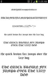 Download Royal Fonts for FlipFont free 3.23.0 APK