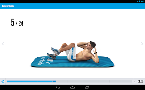 Download Runtastic Six Pack Abs Workout & AbTrainer 1.8 APK