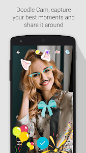 screenshot of SOMA free video call and chat version 2.0.5