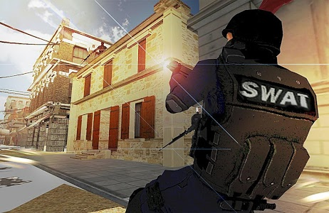 screenshot of SWAT Sniper Anti-terrorist version 1.2