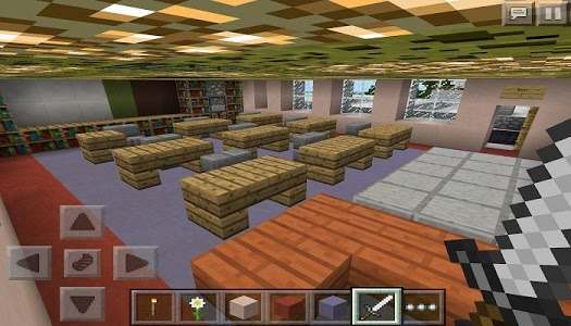 Download School for Minecraft PE ? Map 1.3 APK