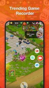 screenshot of Screen Recorder version 1.0.0