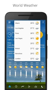 Download Sense Flip Clock & Weather 4.41.51 APK