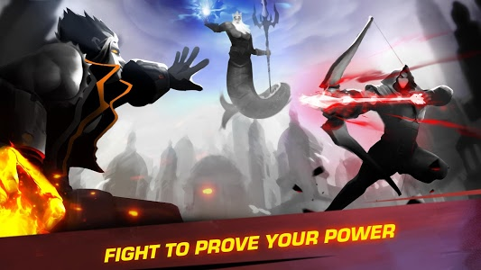 screenshot of Shadow Battle 2.2 version 2.2.03