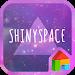 Download Shinyspace LINE Launcher theme 4.2 APK