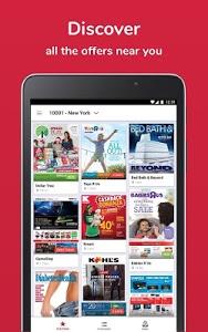 screenshot of Shopfully - Weekly Ads & Deals version 6.8.3