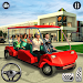 Download Shopping Mall Radio Taxi: Car Driving Taxi Games 2.3 APK