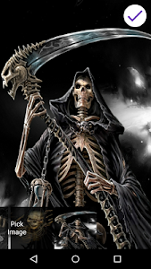 Download Skull Lock Screen 1.0 APK
