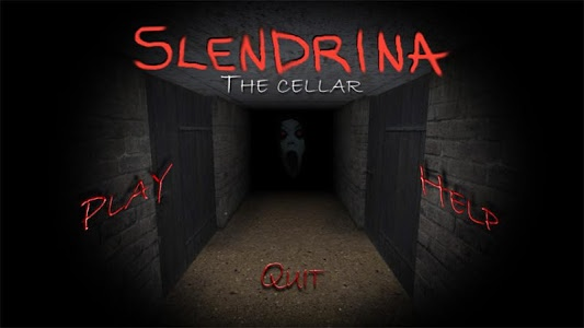 screenshot of Slendrina:The Cellar (Free) version 1.8.1