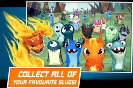 screenshot of Slugterra: Slug it Out! version 2.7.5