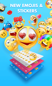 Download Smiley Emoji Keyboard 2018 - Cute Emoticons 1.2.2 APK