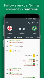 Download FotMob - Live Soccer Scores 84.0.5427.20180920 APK