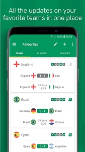 Download FotMob - Live Soccer Scores 85.0.5561.20181011 APK