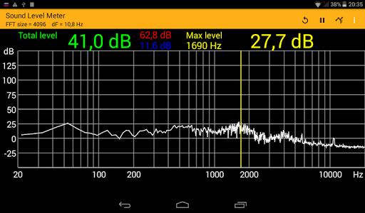 Download Sound Level Meter 1.4.2 APK