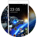 Download Cool Theme: Space Galaxy 3D Live Wallpaper OnePlus 1.0.3 APK