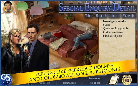 Download Special Enquiry Detail®: The Hand that Feeds 1.3 APK