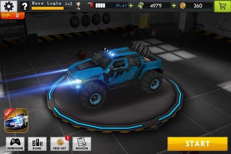 screenshot of Speed Night 3 version 1.0.6
