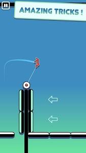 screenshot of Stickman Hook version 3.0.1