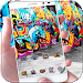 Download Street Graffiti Theme wall art 1.1.3 APK
